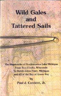 cover of Wild Gales & Tattered Sails